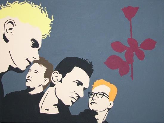 Depeche Mode por all-flowers-in-time